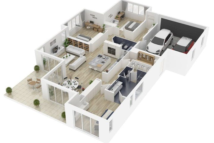 3d Visites Virtuelles Comment Faire Un Plan De Maison