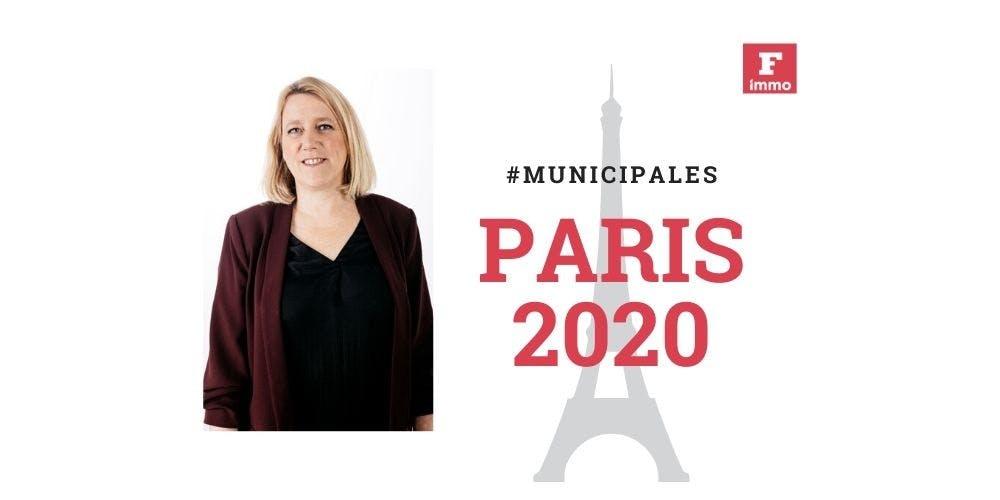 Municipales Paris 2020 Danielle Simonnet : « Il est urgent de produire des logements sociaux accessibles aux classes populaires »