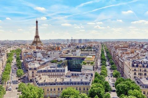 [Infographie] Prix de l'immobilier à Paris