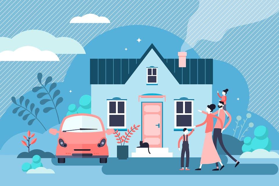 ETUDE - Les acquéreurs sont déjà de retour sur le marché immobilier