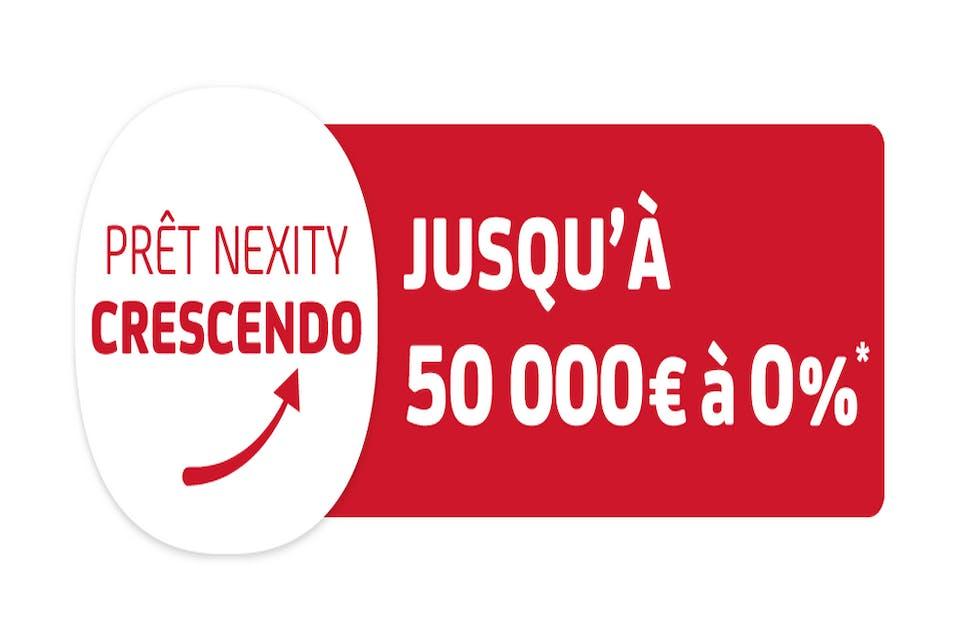 Le prêt Nexity Crescendo, un prêt à 0% pour acheter dans le neuf