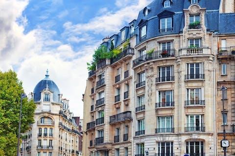 Immobilier: vers un léger recul des prix à Paris, selon les notaires