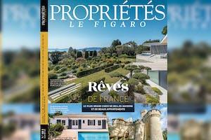 Propriétés Le Figaro sort un numéro spécial : «Rêves de France»