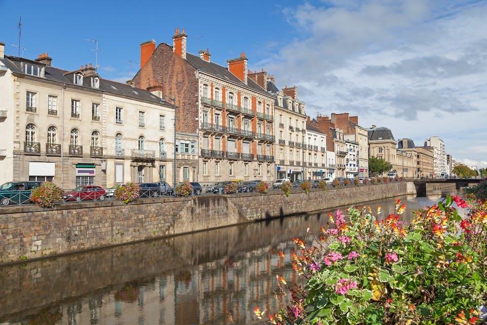 [Infographie] Prix de l'immobilier à Rennes