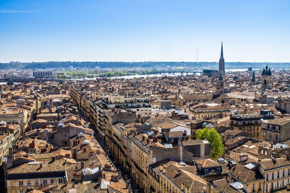 [Infographie] Prix de l'immobilier à Bordeaux