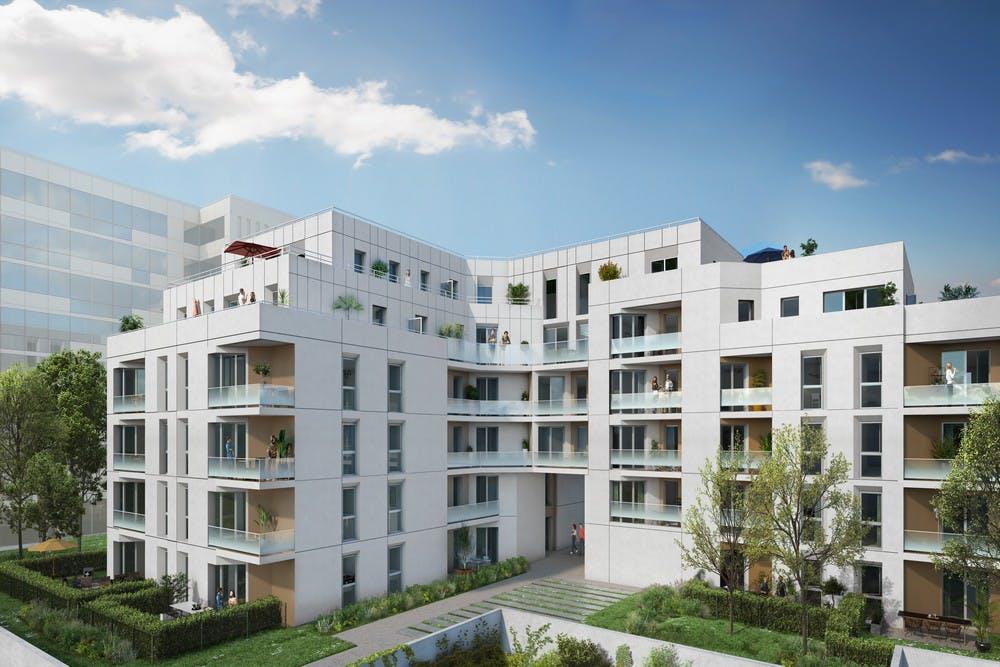 Une adresse confidentielle et familiale dans l'ouest parisien