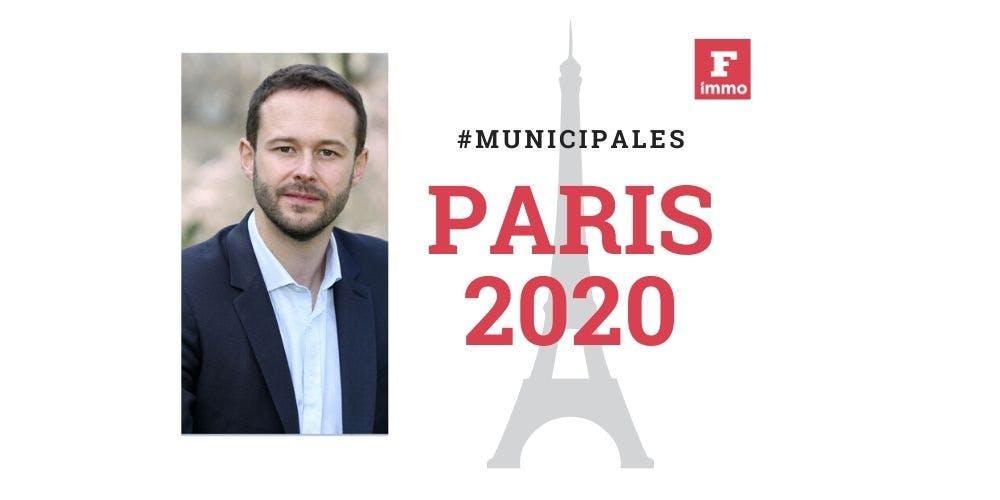 Municipales Paris 2020 David Belliard « A Paris, je souhaite bloquer les loyers durant 5 ans »