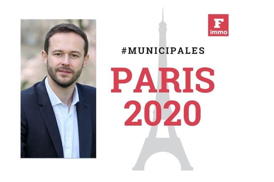 Municipales Paris 2020 David Belliard «A Paris, je souhaite bloquer les loyers durant 5 ans »