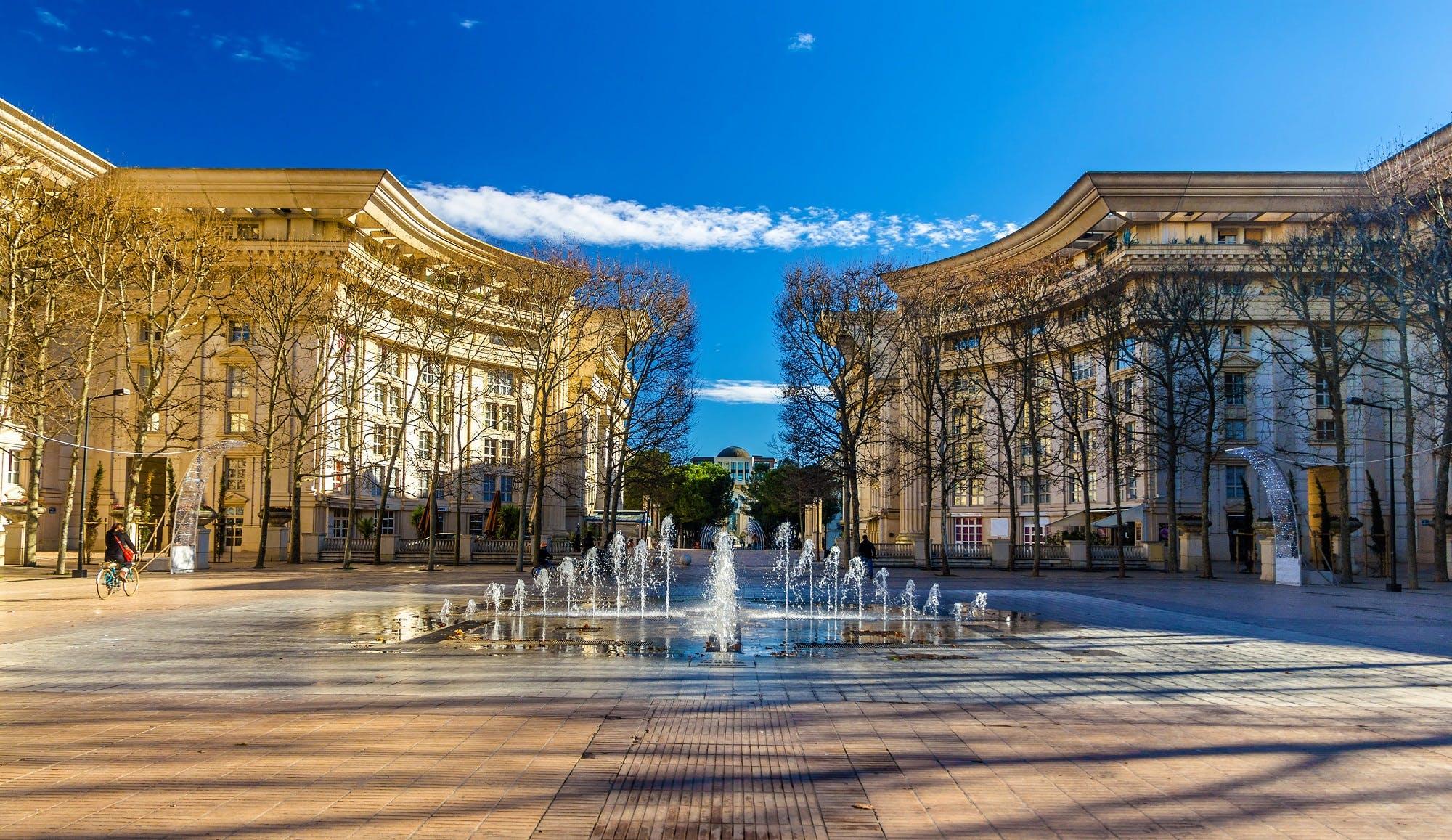 Montpellier, la dynamique