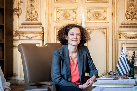 Interview Emmanuelle Wargon, ministre du Logement