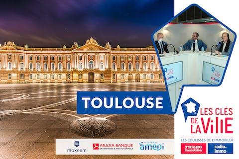 Immobilier : Les Clés de la ville de Toulouse