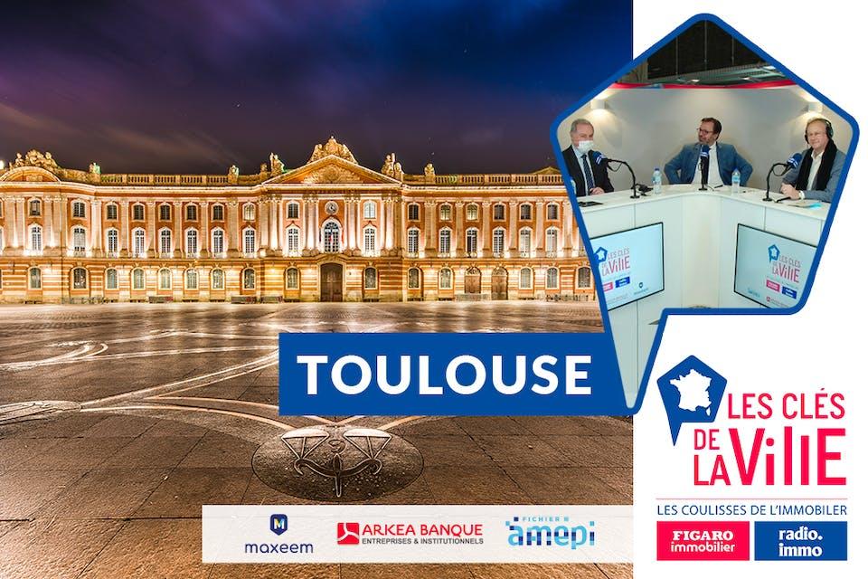 Les Clés de la ville de Toulouse
