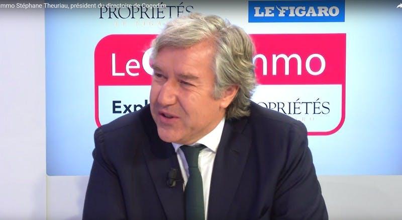 """Stéphane Theuriau : """"L'accélération de la construction est l'enjeu de demain"""""""