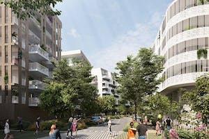 Nice: le nouveau quartier «La Dolce Via» renouvelle la ville