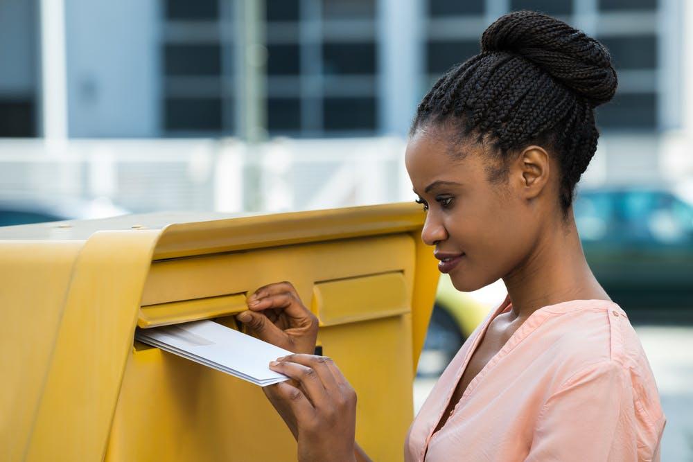 Dépôt de garantie : envoyer une lettre de demande de remboursement
