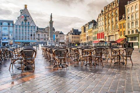 [Infographie]Prix de l'immobilier à Lille
