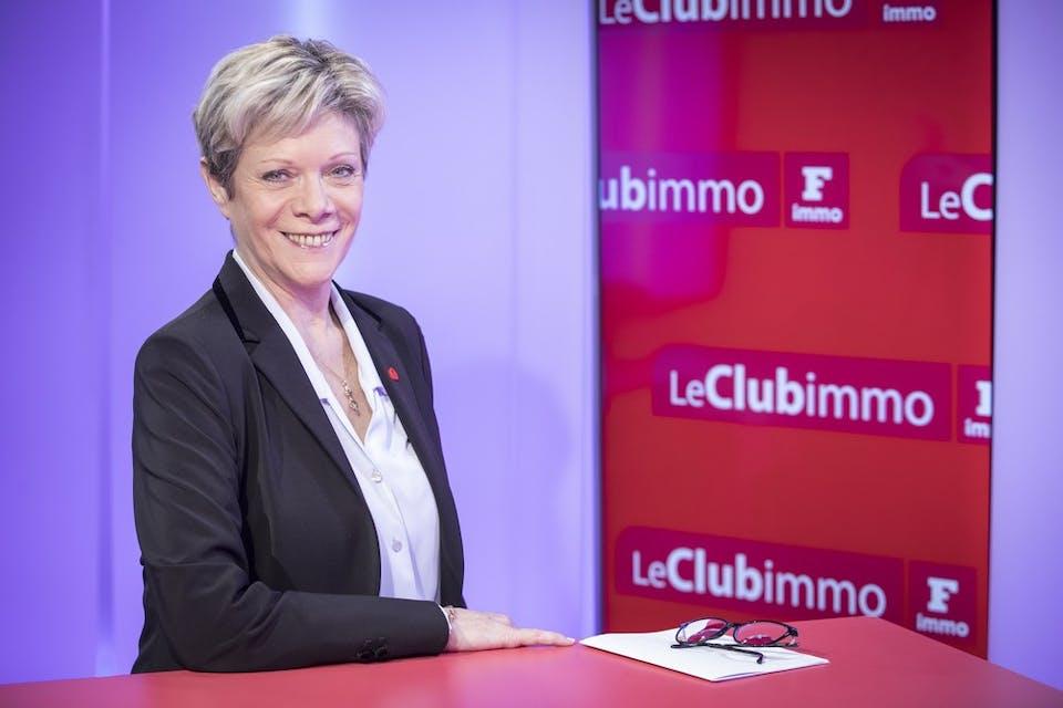 Christine Fumagalli: «L'investissement locatif séduit les jeunes»