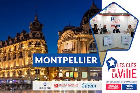 Immobilier : Les Clés de la ville de Montpellier
