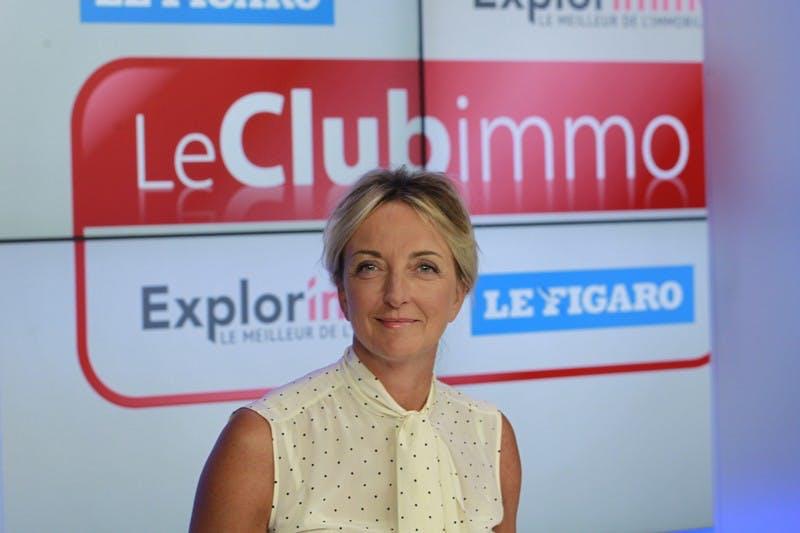 """Alexandra François-Cuxac : """" Une embellie fragile dans le neuf """""""