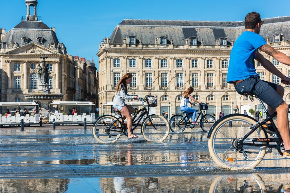Investir Triangle d'or à Bordeaux