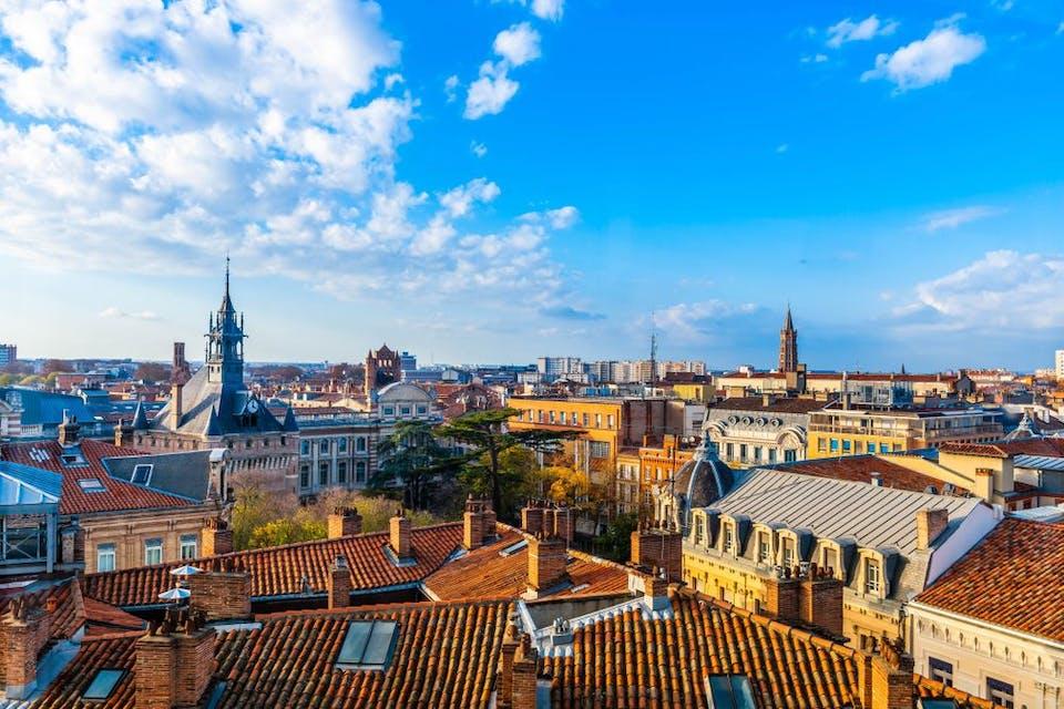 [Infographie] Prix de l'immobilier à Toulouse