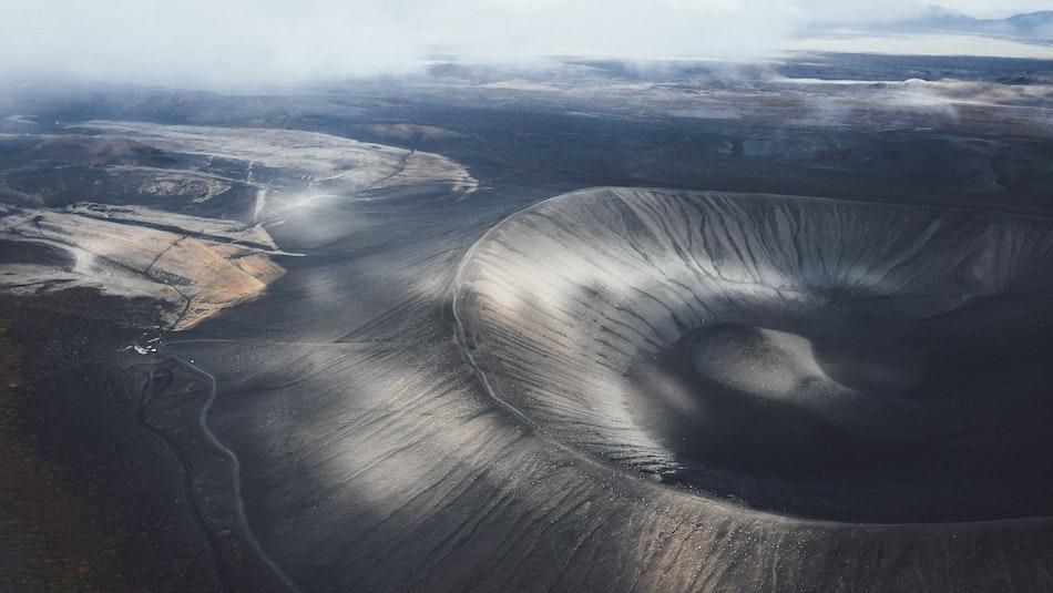 Hverfjall, North Iceland
