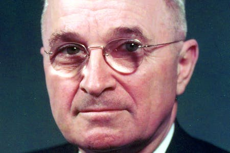 Harry S. Truman's ancestry