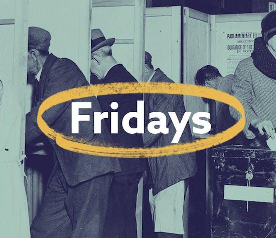 Findmypast Fridays