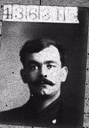 Merchant Navy Seaman Fransisco Abarca, Valparaiso, Chile, born 1892