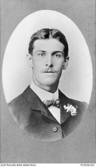 Captain Alfred John Shout, Australia War Memorial.
