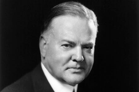 Herbert Hoover's ancestry