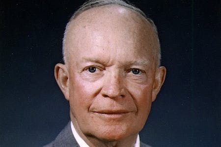 Dwight D. Eisenhower's ancestry