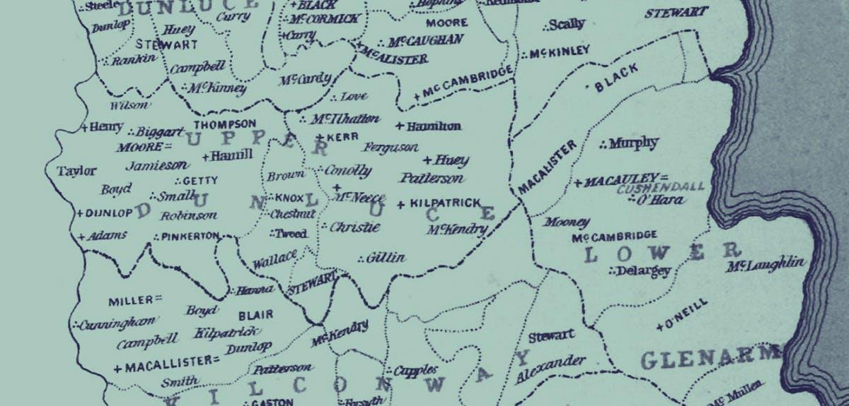 Irish surname origins