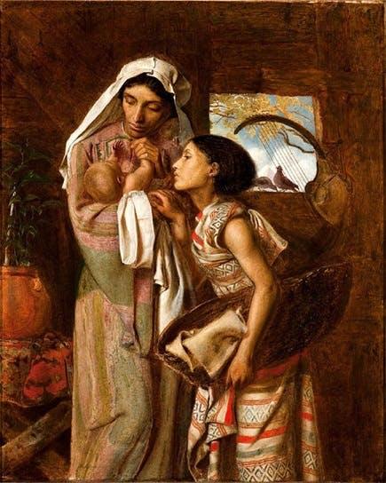 Fanny Eaton by Simeon Solomon