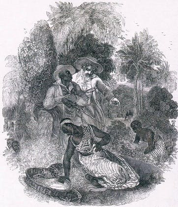 Roosje, slave in Berbice