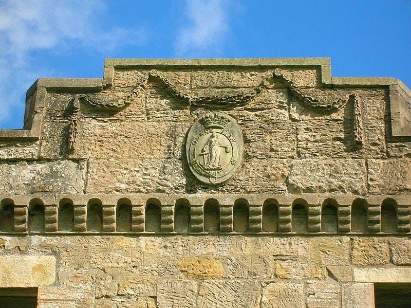 Montgomery family crest