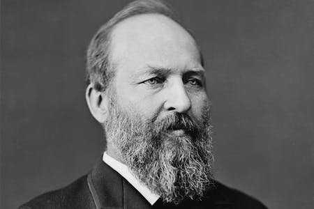 James A. Garfield's ancestry