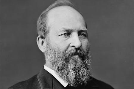 James A. Garfield's ancestry