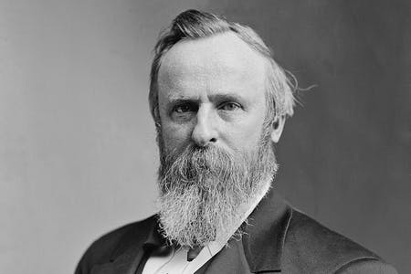 Rutherford B. Hayes' ancestry