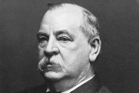 Grover Cleveland's ancestry