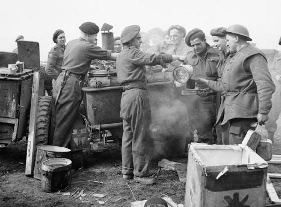 Royal Engineers, WW2