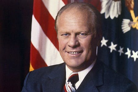Gerald Ford's ancestry