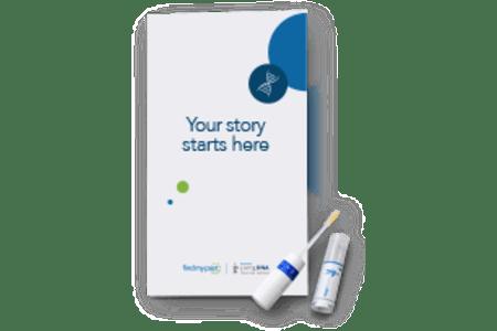 Findmypast DNA kit