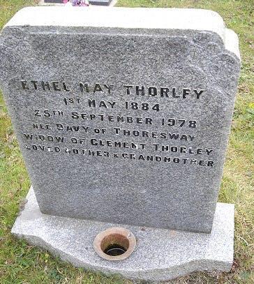 Norfolk graveyard photos