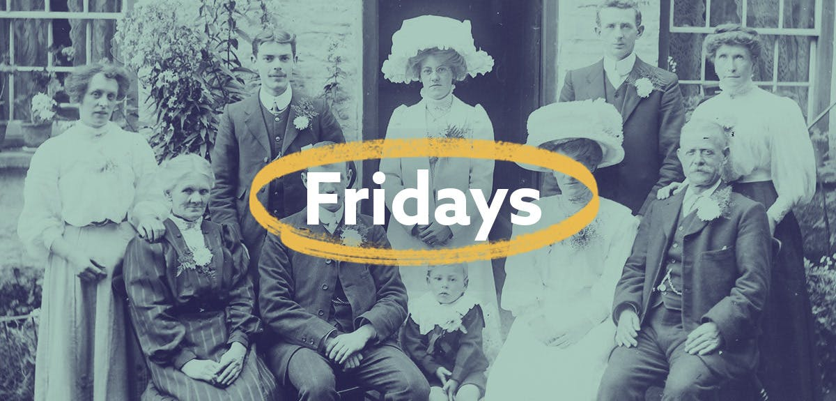 Findmypast Friday - new releases on Findmypast