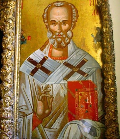 St Nicholas - the origins of Santa Claus