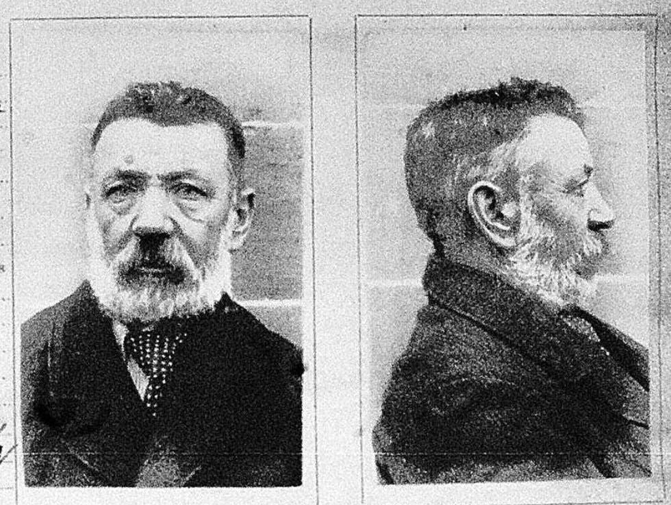 Old Australian criminal mugshots.