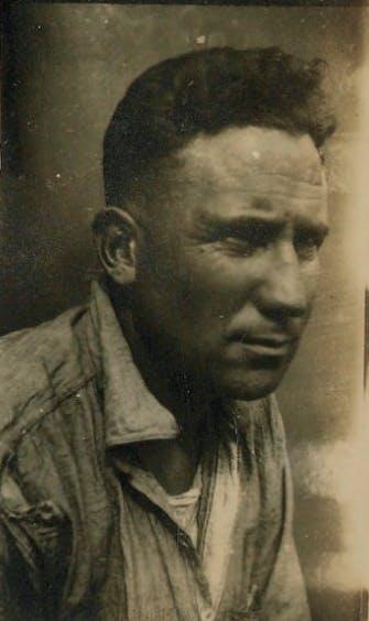 Charles Daniel Turner, Veteran's History Project.