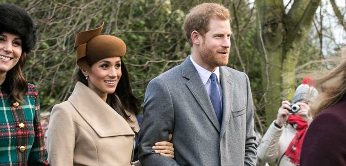 Harry and Meghan names