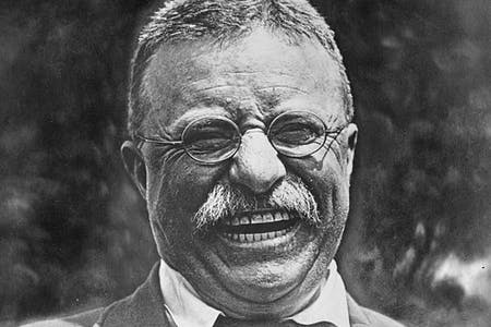Theodore Roosevelt's ancestry